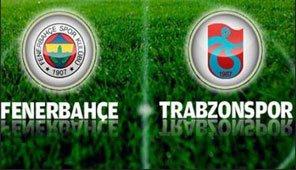 Fenerbahçe Trabzonspor  - Lig TV Canlı İzle