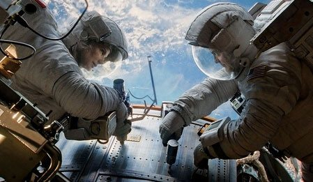 Yerçekimi - Gravity izle