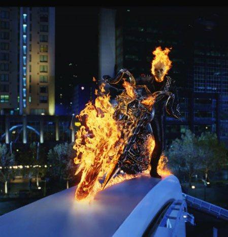 Hayalet Sürücü(Ghost Rider) izle