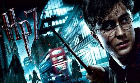 Harry Potter and the Deathly Hallows Part II 3D