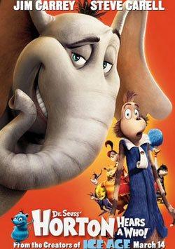 Horton - Dr. Seuss Horton Hears A Who