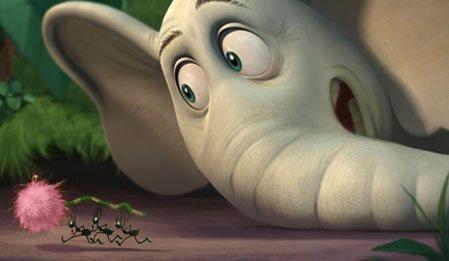 Horton - Dr. Seuss Horton Hears A Who izle