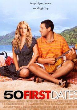 50 İlk Öpücük - 50 First Dates izle