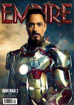 salon 1, Iron Man 3