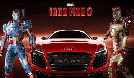 Iron Man 3 izle