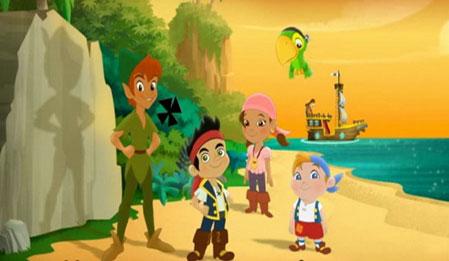Jake ve Varolmayan Ülkenin Korsanları izle