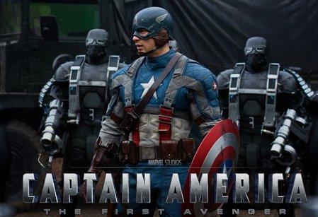 Kaptan Amerika: İlk Yenilmez izle