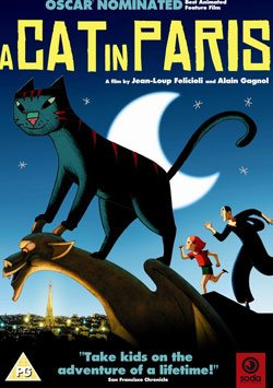 Hırsız Kedi Pariste (A Cat in Paris)