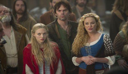 Kız ve Kurt (Red Riding Hood) izle