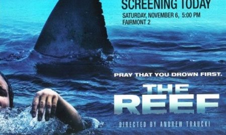 THE REEF (Dehşetin Dişleri) izle