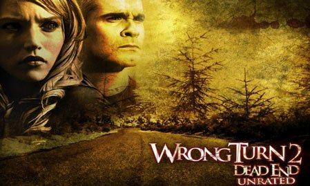 Wrong Turn 2 (Korku Kapanı 2) izle
