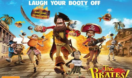 Pirates!, The: Band Of Misfits