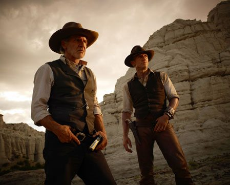Kovboylar Ve Uzaylılar(Cowboys & Aliens) izle