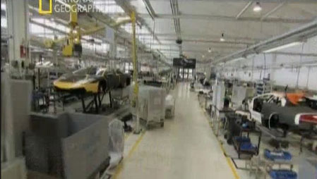 Mega Fabrikalar - Mega Factories 3  izle