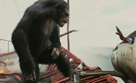 Maymunlar Cehennemi Başlangıç(Rise Of The Planet Of The Apes) izle