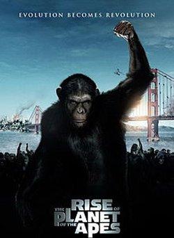 Maymunlar Cehennemi Başlangıç(Rise Of The Planet Of The Apes)