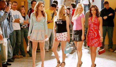 Kötü Kızlar - Mean Girls izle