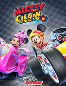 Mickey And The Roadster Racers izle