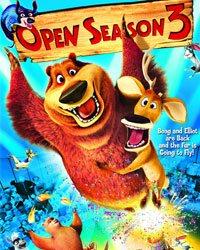 Open Season 3(Çılgın Dostlar 3) İzle
