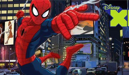 Muhteşem Örümcek-Adam izle