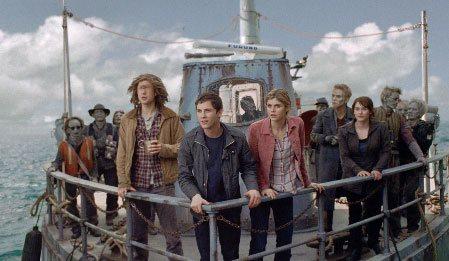 Canavarlar Denizi - Percy Jackson: Sea of Monsters izle
