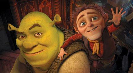 Shrek 4 Sonsuza Dek Mutlu