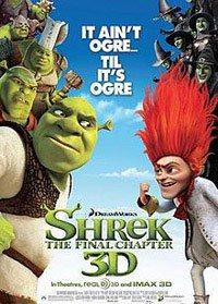 Shrek 4 Sonsuza Dek Mutlu İzle