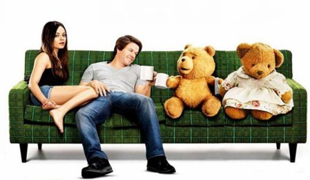Ayı Teddy 2 - Ted 2 izle