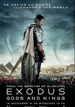 Exodus: Gods and Kings konusu, Exodus: Tanrılar ve Krallar - Exodus: Gods and Kings