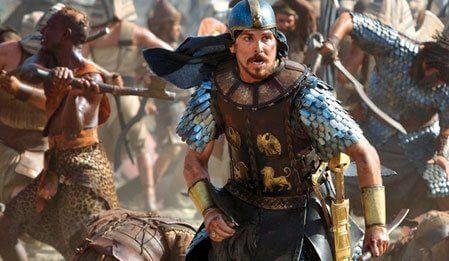 Exodus: Tanrılar ve Krallar - Exodus: Gods and Kings izle