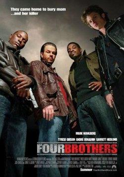 Dört Kardeş - Four Brothers izle