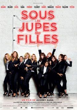 Fransız Kadınları - Sous les Jupes des Filles