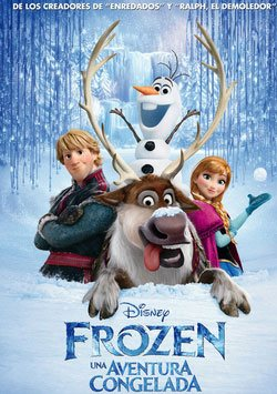 salon 1, Karlar Ülkesi - Frozen 3D