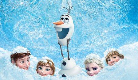 Karlar Ülkesi - Frozen 3D izle