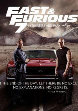 Hizli ve Öfkeli 7 - Furious 7 (Fast & Furious 7)