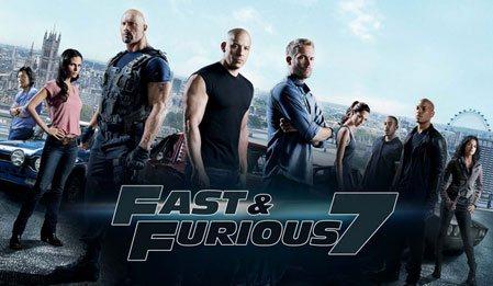 Hizli ve Öfkeli 7 - Furious 7 (Fast & Furious 7) izle