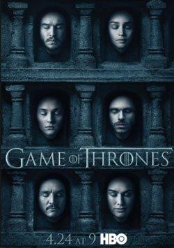 bein series sci-fi, Game of Thronesun 6. sezonu