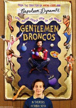 digiturk 2015 filmleri, Savaş Geyikleri - Gentlemen Broncos