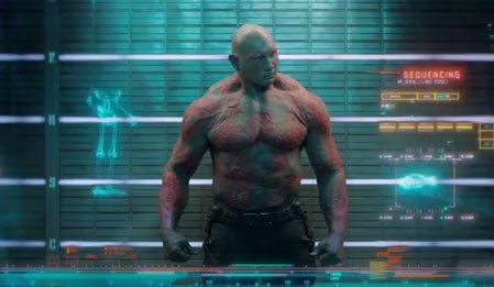 Galaksinin Koruyucuları - Guardians Of The Galaxy izle