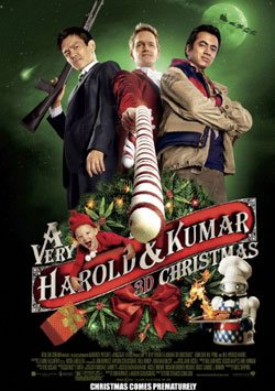Harold And Kumar 3 - A Very Harold & Kumar Christmas