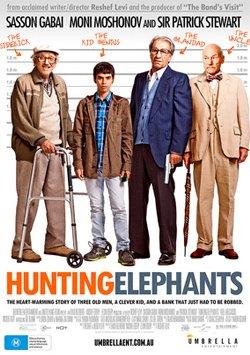 Hunting Elephants konusu, Filleri Yakalamak - Hunting Elephants
