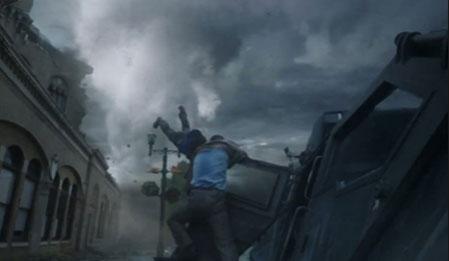 Fırtınanın İçinde - Into the Storm izle