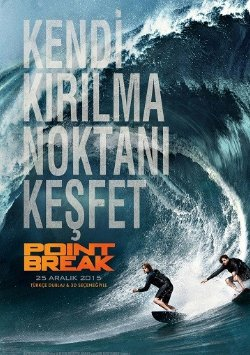 moviemax premier hd, Kırılma Noktası - Point Break