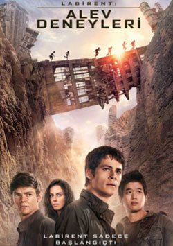Digiturk Salon 1, Labirent: Alev Deneyleri - Maze Runner: The Scorch Trials