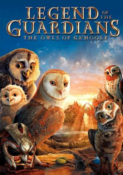 Baykuş Krallığı Efsanesi - Legend of the Guardians: The Owls of  Ga Hoole