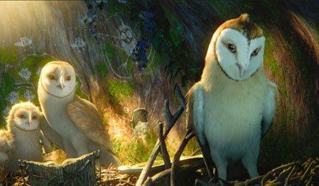 Baykuş Krallığı Efsanesi - Legend of the Guardians: The Owls of Ga Hoole izle