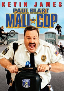 Digiturk Salon 1, Sakar Polis 2 - Paul Blart: Mall Cop 2
