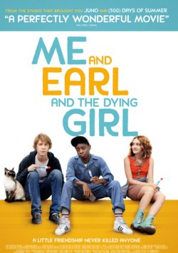 Ben, Earl ve Ölen Kız - Me and Earl and the Dying Girl
