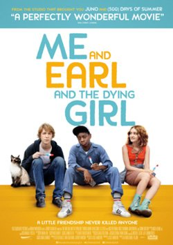 Digiturk Salon 1, Ben, Earl ve Ölen Kız - Me and Earl and the Dying Girl