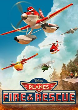Uçaklar 2: Söndür ve Kurtar - Planes: Fire & Rescue